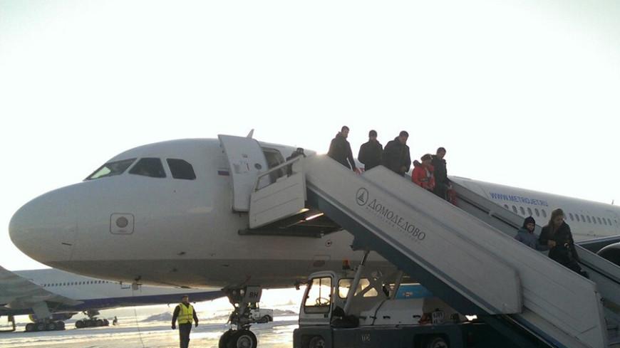 Россияне передумали летать за рубеж