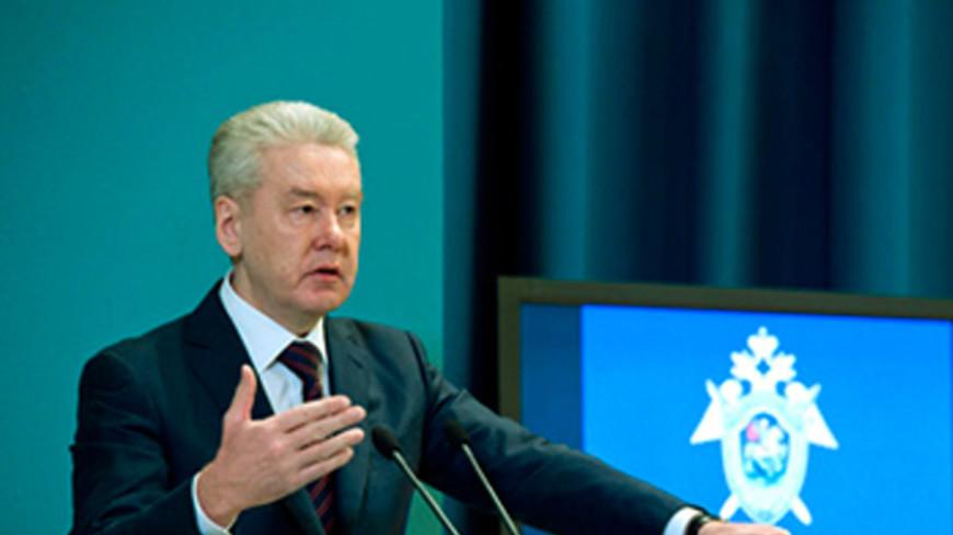 Собянин: Новый состав  Мосгордумы боевой, конкурентный и профессиональный