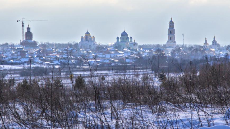 В Подмосковье впервые за зиму температура опустилась ниже -30