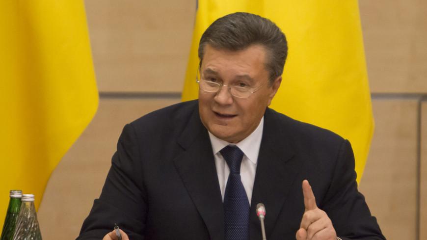 Против Януковича возбудили очередное уголовное дело