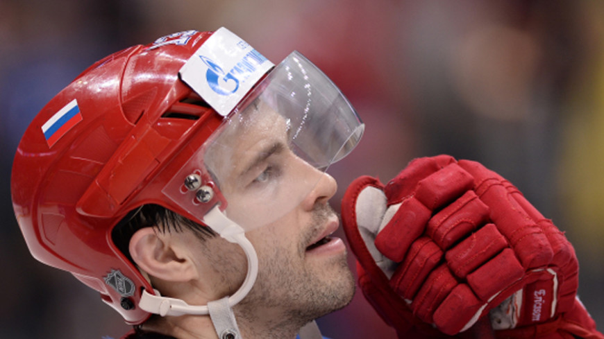 Хоккеист Дацюк перешел в СКА