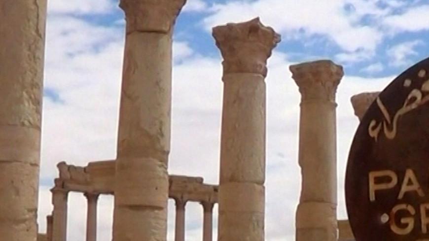 Пальмира восстает из руин