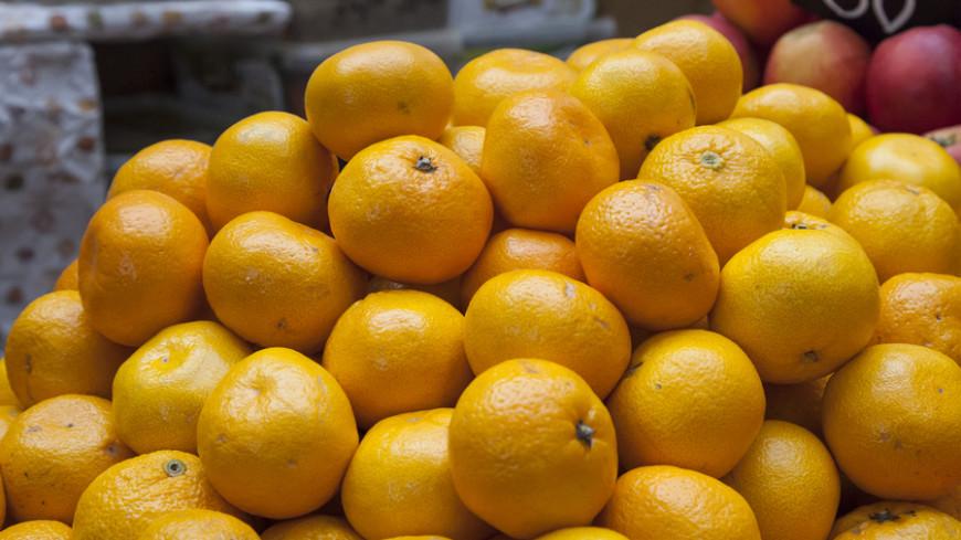 Россельхознадзор вернул в Китай 22 тонны мандаринов