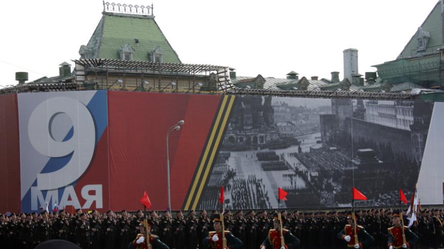 71-я годовщина Победы: онлайн-трансляция Парада на Красной площади
