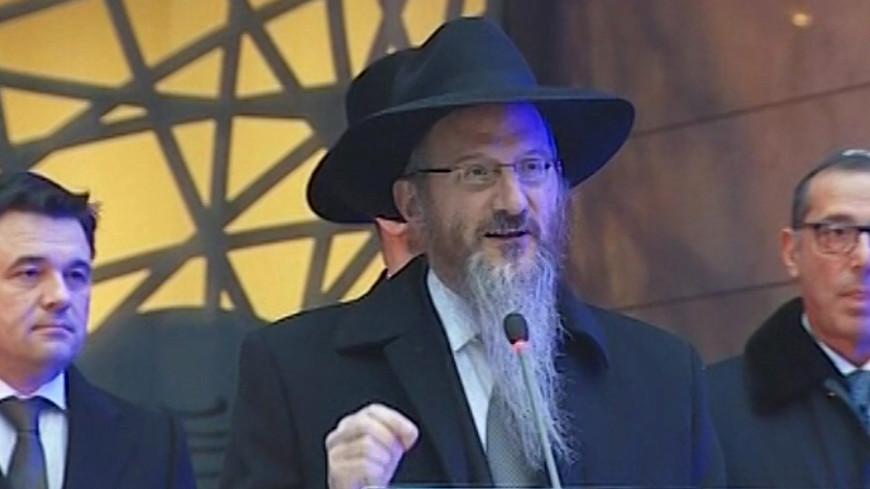 На Рублевке к Хануке открыли новый еврейский центр