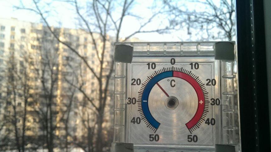 Новый год в Москве начнется резким потеплением