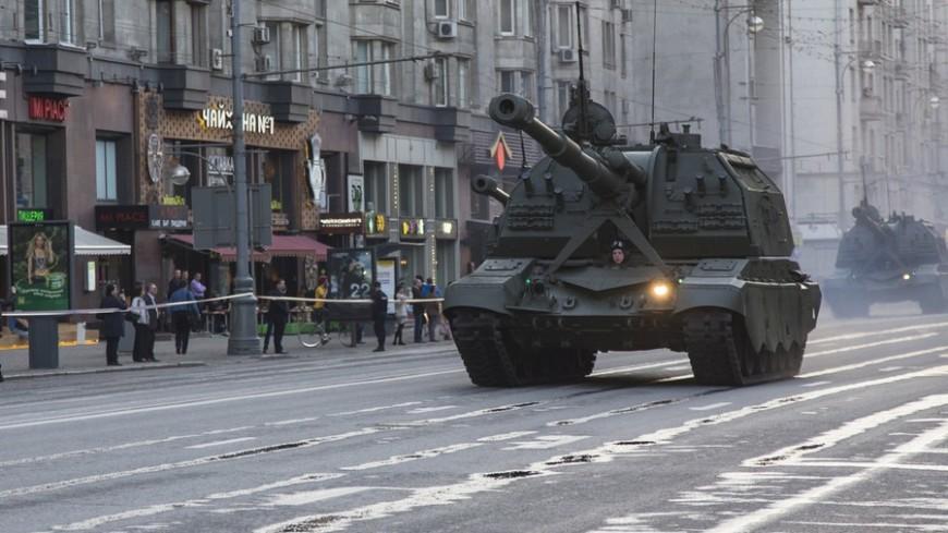 Репетиция Парада Победы: москвичи делятся впечатлениями