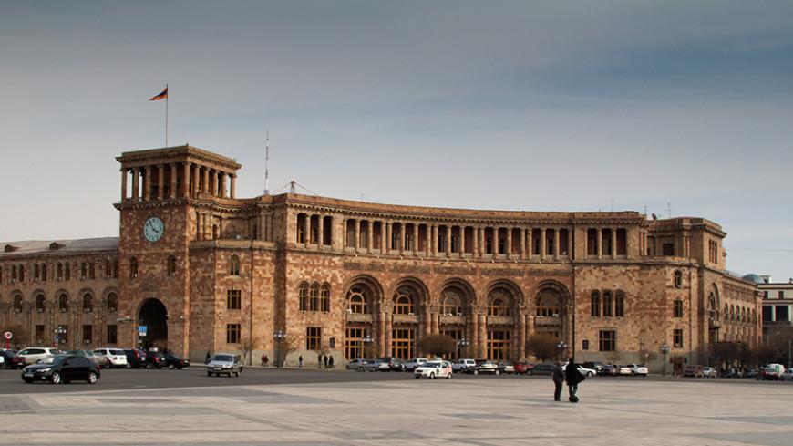 Ереван ждет гостей на 8 марта