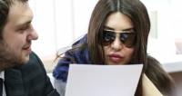 Езда без прав обошлась Багдасарян в 15 тысяч рублей