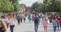 Власти Москвы ожидают 21 млн туристов в 2018 году