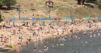 Синоптики назвали дату наступления пляжного сезона в Москве