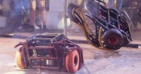 Бронебот: бои роботов