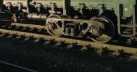 Поезд сошел с рельсов из-за потока грязи в Новосибирске