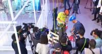 Альпинист из Казахстана покорил «Силовую машину» на ЭКСПО