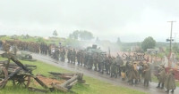 В Беларуси воссоздали бои легендарной операции «Багратион»