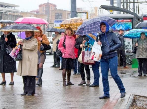 Глобальное потепление оставило Москву без лета