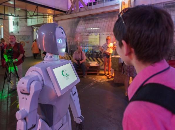 Роботы, которые упростят жизнь