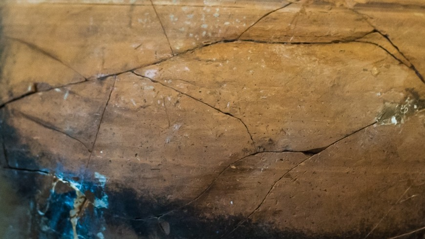 Керамика IV века до нашей эры обнаружена у Крымского моста