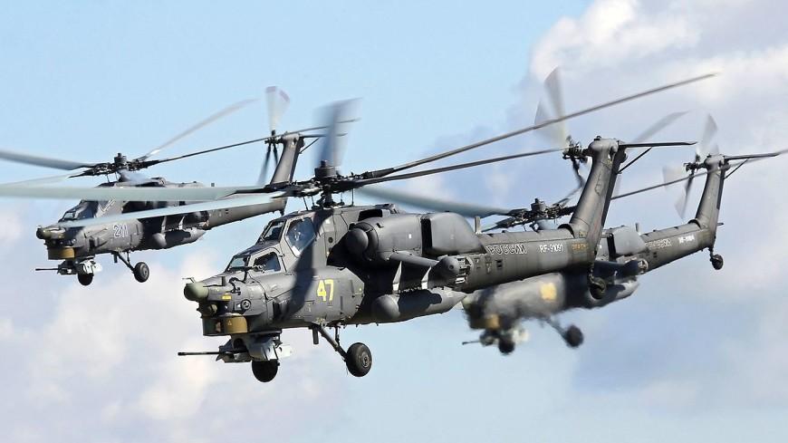 «Ночной охотник» и другие: ВКС получат 100 самолетов и вертолетов