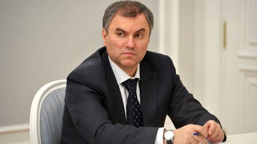 Вячеслав Володин предложил Армении сделать российский  официальным языком