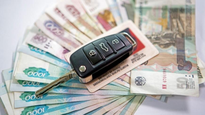 Водитель-москвич оплатил 84 штрафа на247 тыс. руб.