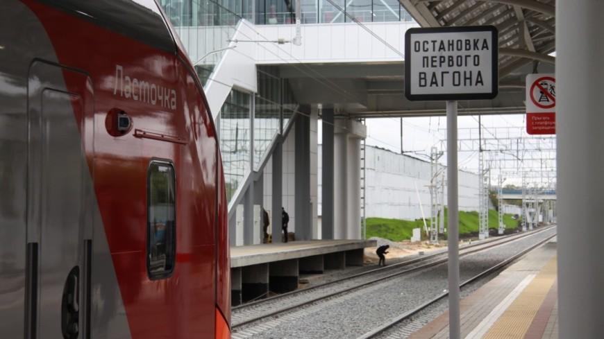 На 9-ти станциях МЦК пассажирам раздают воду из-за жары