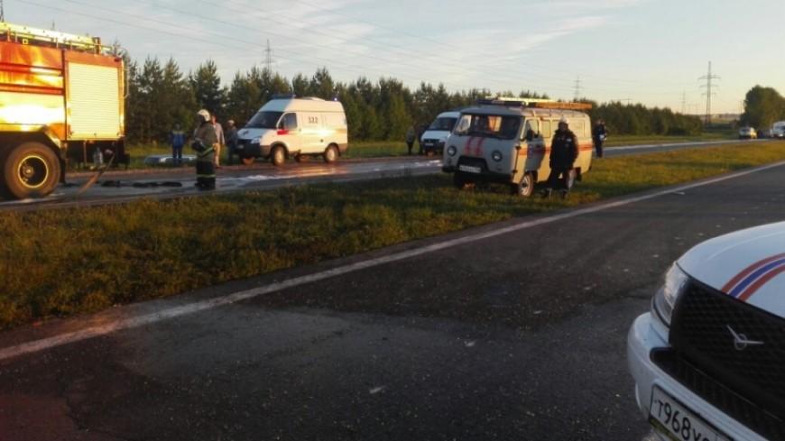 ДТП в Татарстане: сегодня пройдет опознание погибших