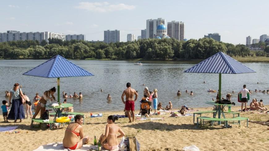Синоптики: август набольшей части территории РФ будет жарким