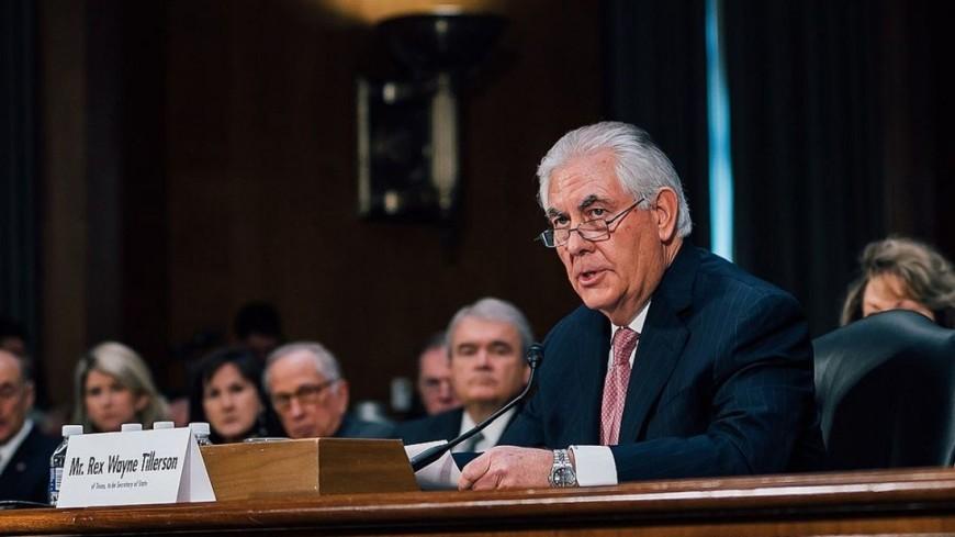 Тиллерсон: США сложно предотвратить «вмешательство России в выборы»