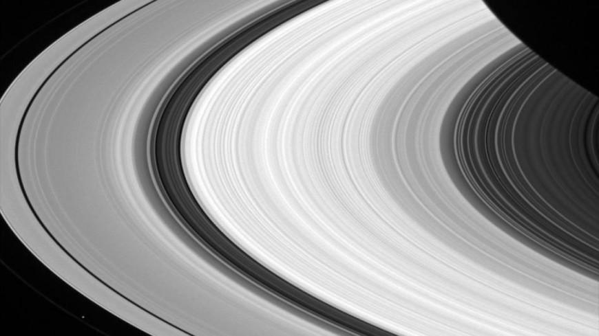 nasa saturn rings