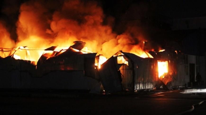 При взрыве на азербайджанской фабрике погиб человек