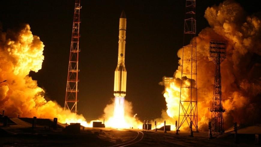 "Фото: ""РОСКОСМОС"":http://www.federalspace.ru/, протон-м, байконур"