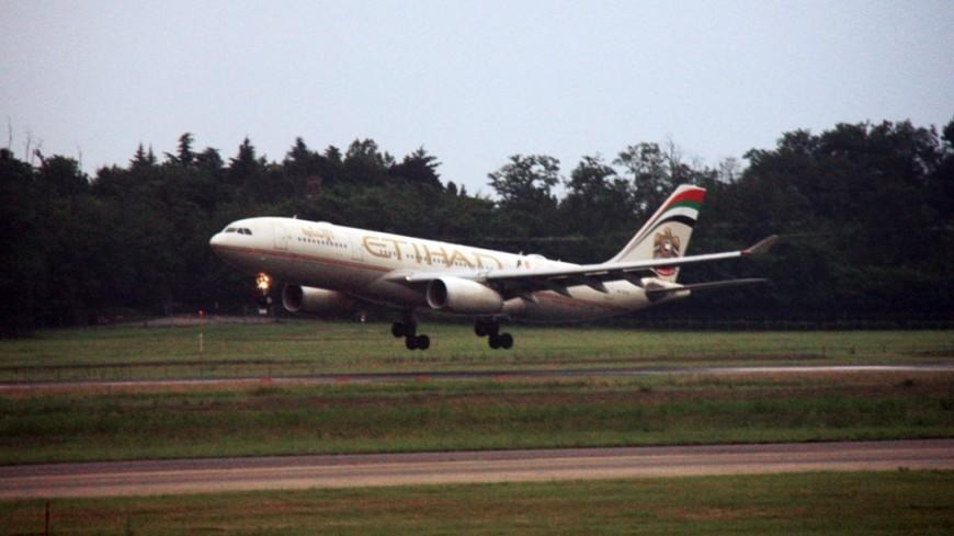 Boeing сел во «Внуково» с отказавшим двигателем