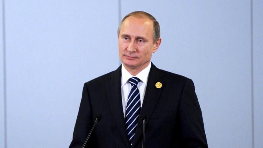 Путин подписал закон о тайном имуществе чиновников