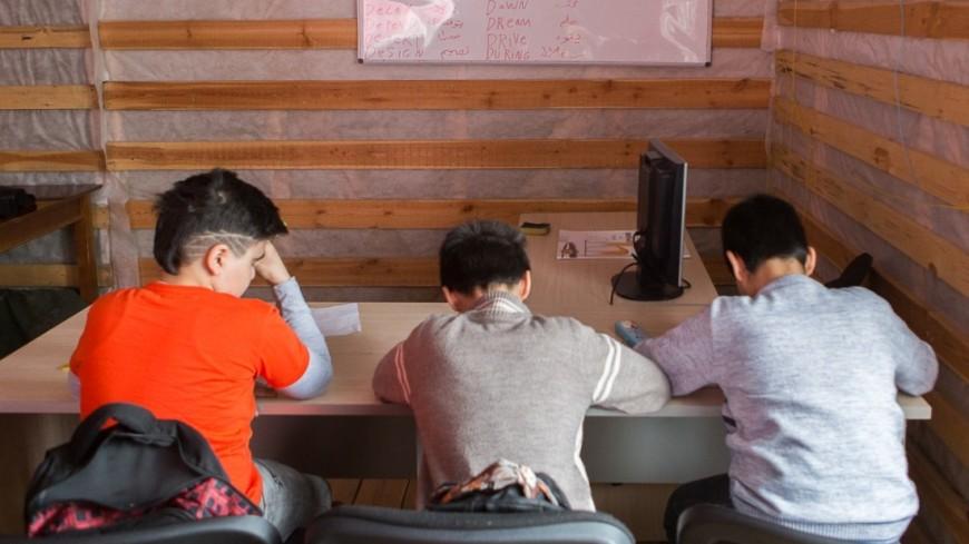 """Фото: Алан Кациев, """"«Мир 24»"""":http://mir24.tv/, школа, дети"""