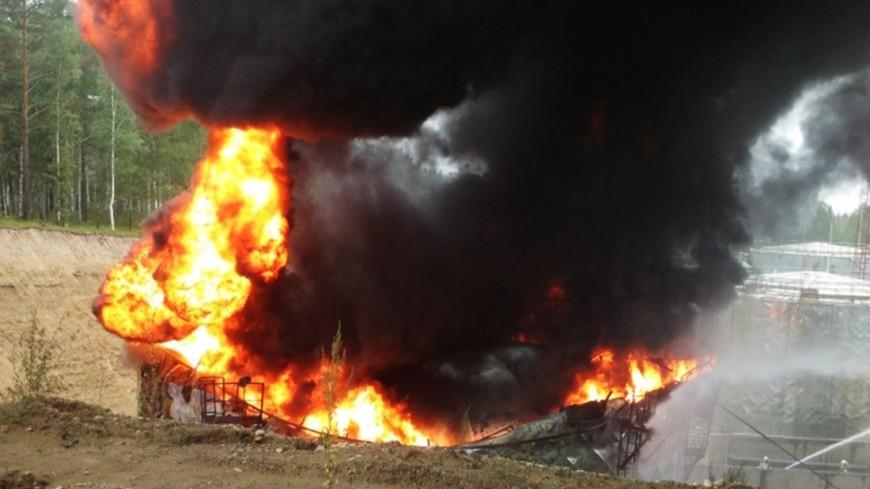 Жертвами взрыва газового баллона вНигерии стали девять человек