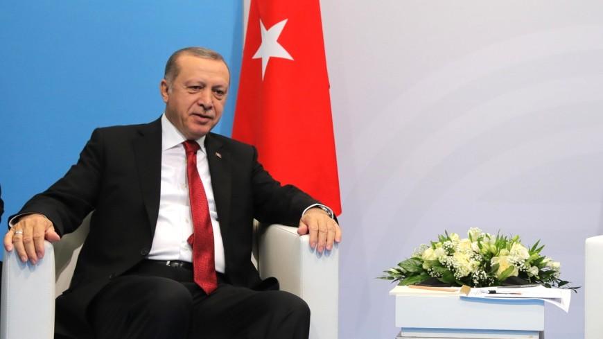 Эрдоган обвинил Amnesty International в подготовке переворота