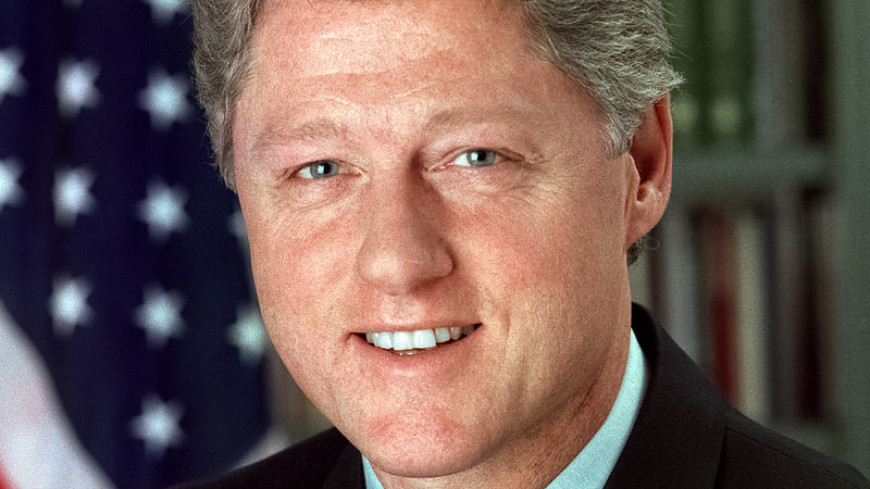 Жизнь между Бушей: Билл Клинтон на фото и в жизни