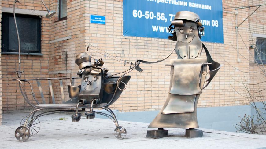 Великий Новгород: город сотен скульптур (ФОТО)