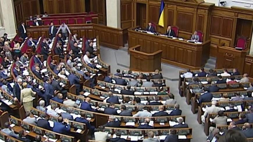 Киев озвучил истинную причину лишения Саакашвили украинского паспорта