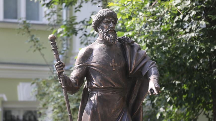 «Аллея правителей» в Москве пополнилась Иваном Грозным