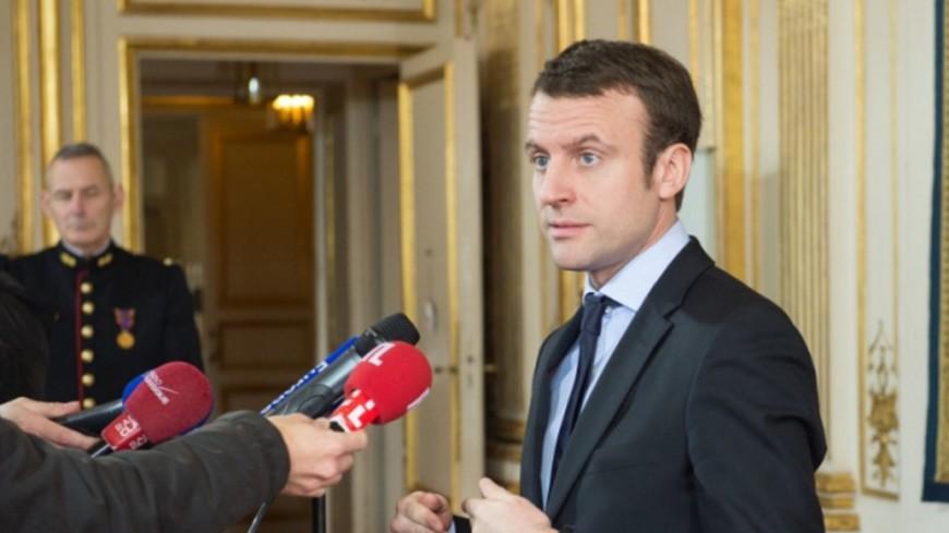 """Фото: """"Benoît Granier, Gouvernement.fr"""":http://www.gouvernement.fr/, эммануэль макрон"""