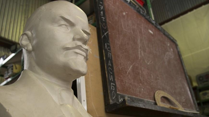 В новосибирской школе нашли капсулу с обещанием изучить жизнь Ленина