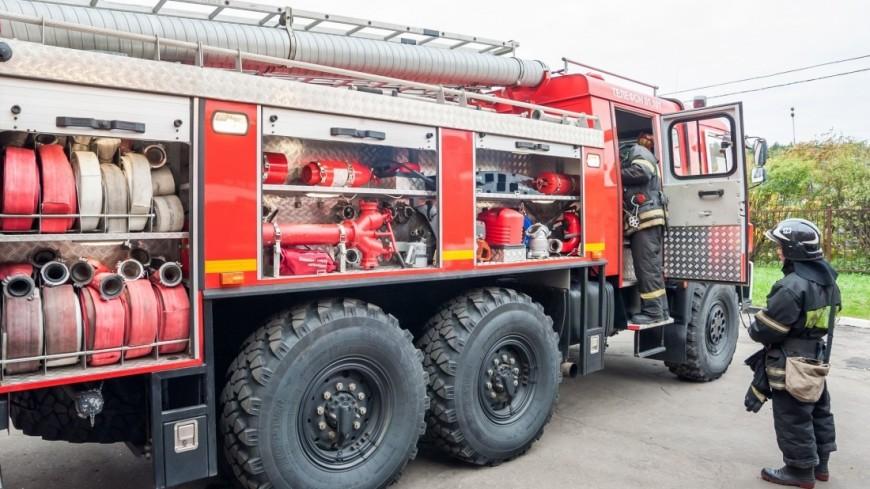 Напожаре нарынке строительных материалов  вТбилиси пострадал один человек