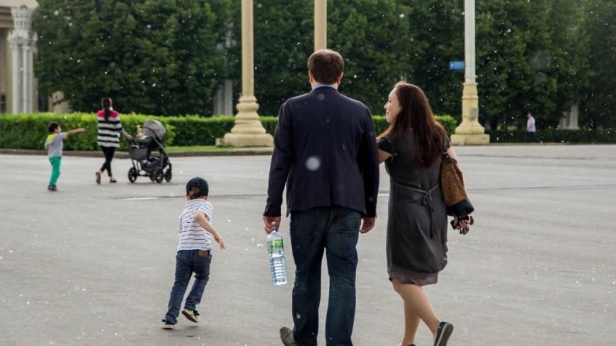 """Фото: Максим Кулачков (МТРК «Мир») """"«Мир 24»"""":http://mir24.tv/, парк, семья, дети, любовь, отношения, прогулка"""