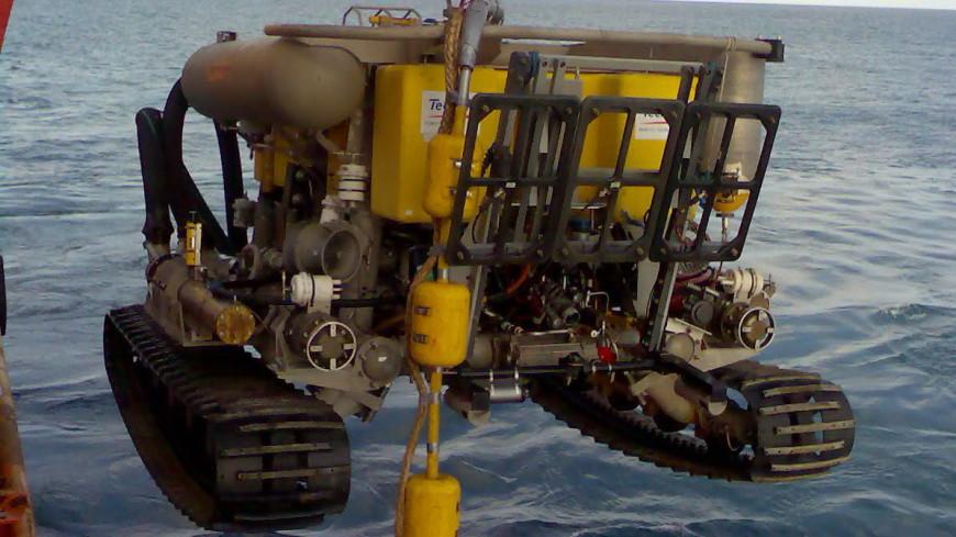 ВРФ создадут робота для погружения надно Марианской впадины