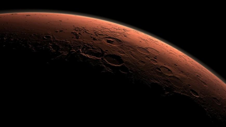 На Марсе обнаружили вход в пещеру пришельцев