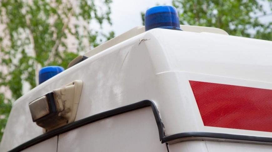 Иностранная машина сбила насмерть пешехода насеверо-западе столицы