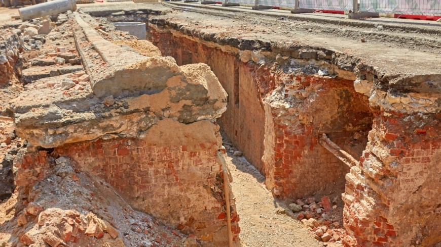 В Москве раскопали «Рублевку» XIV века