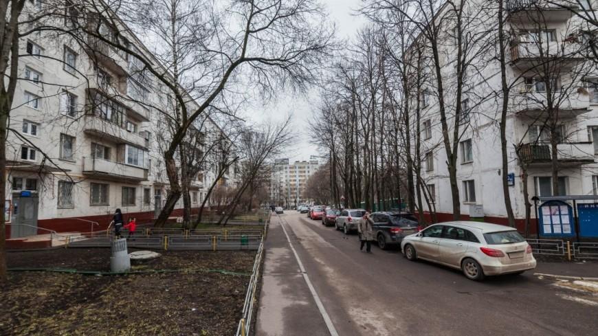 Программу реновации покинули еще четыре московские хрущевки